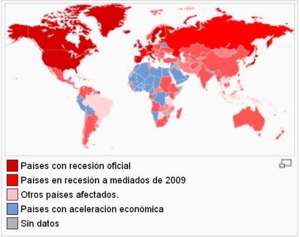 Cirisis Económica de 2008-2012
