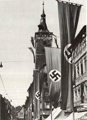 TERCER REICH 1933-1945