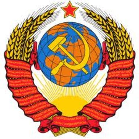 Creación de la URSS