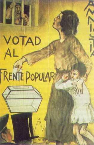 Frente Popular gana las elecciones.