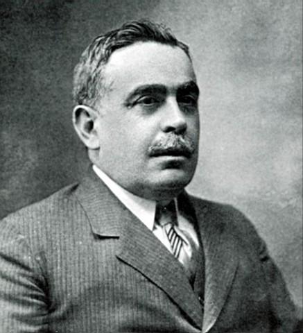 Joaquín Chapaprieta, presidente del Gobierno.