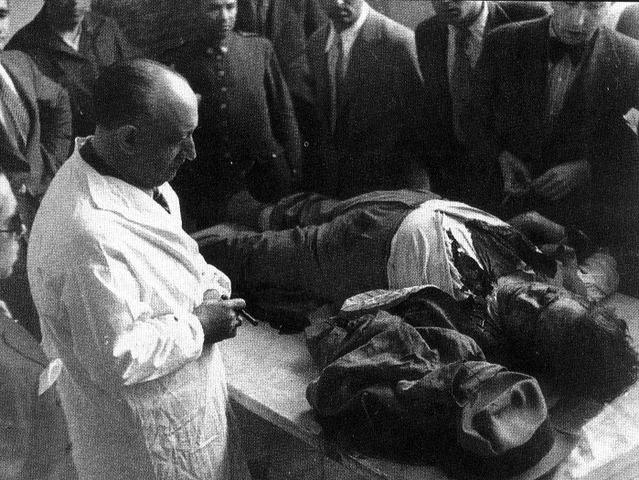 Asesinato de Jose Calvo Sotelo.