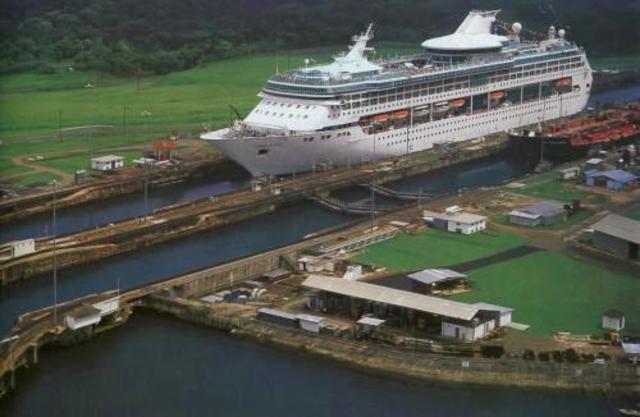 Creación del Canal de Panamá