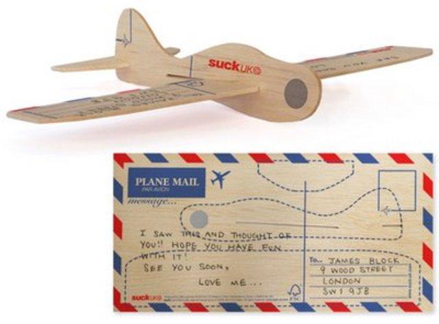 Correo Aereo - Aeroplanos