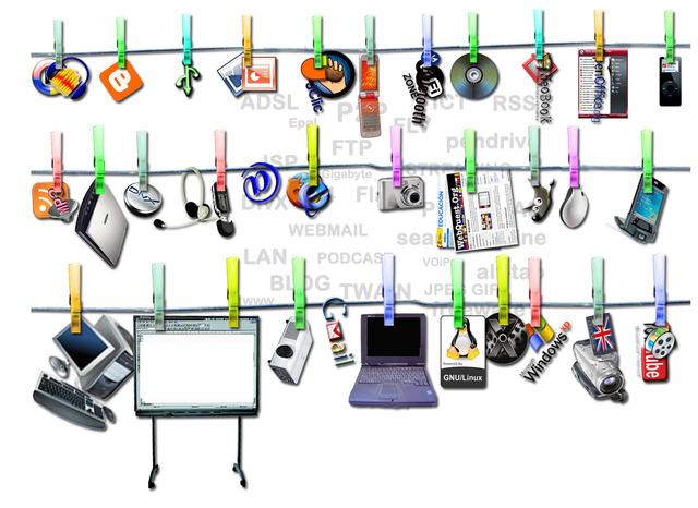 Desarrollos tecnologicos para la educacion