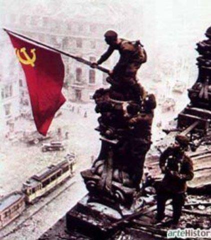 Caída de la Unión Soviética (URSS)
