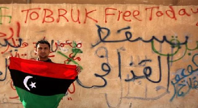 Crisis de Libia