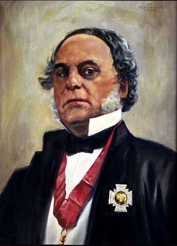 James Douglas devient gouverneur de BC