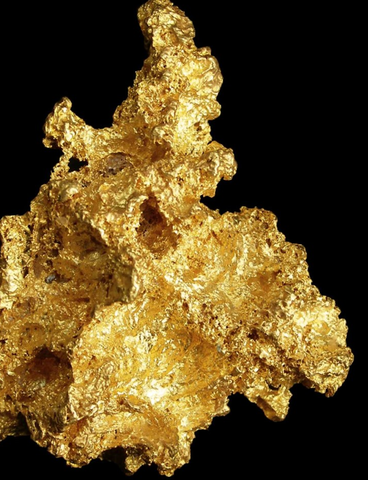 First Finding Of Gold In Australia
