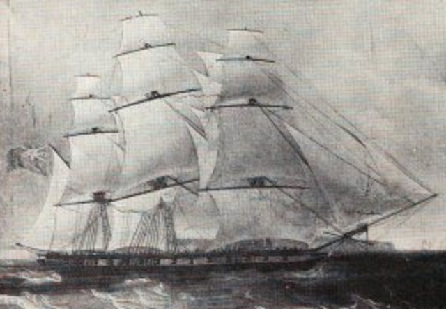 Transportation Of Convicts Ceased