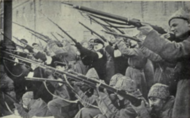 Revolución de Febrero Revolución Rusa