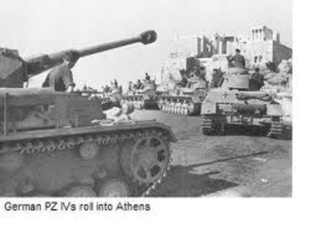 Italia invade Albania