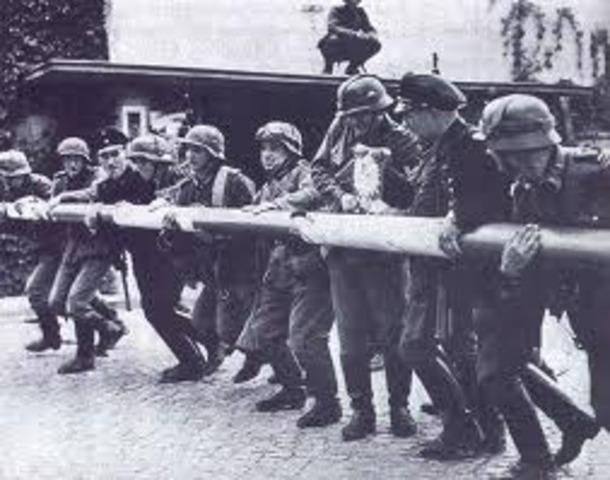 Invasión alemana de Polonia