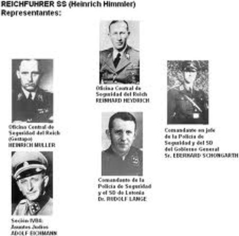 Conferencia de Wannsee.