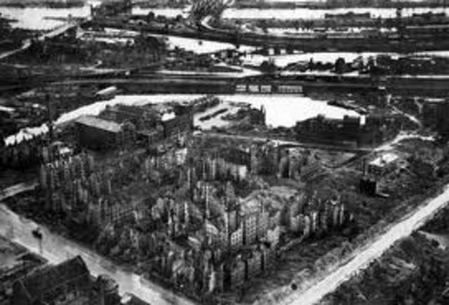 Bombardeos contra Hamburgo
