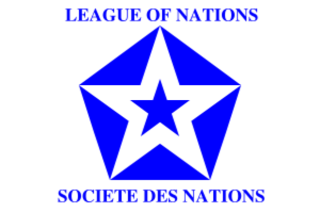 Canada joins the League of Nations