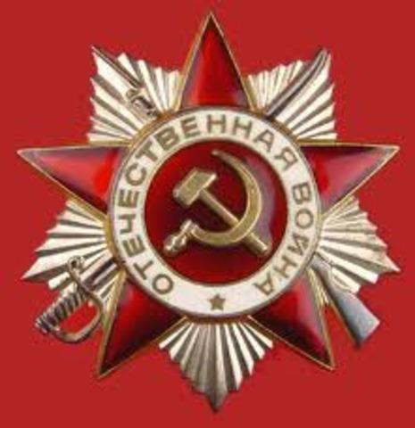 Formación de la URSS