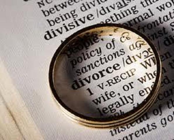 Ley de Divorcio