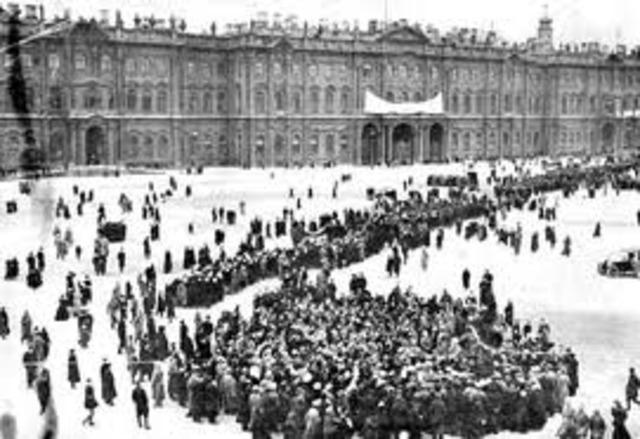 Revolución Febrero.