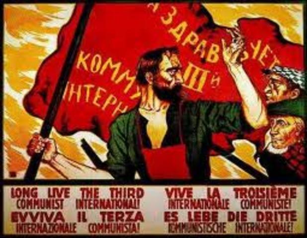 Tercera Internacional o Komintern