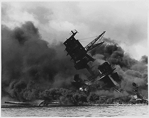 Ataque Japonés.