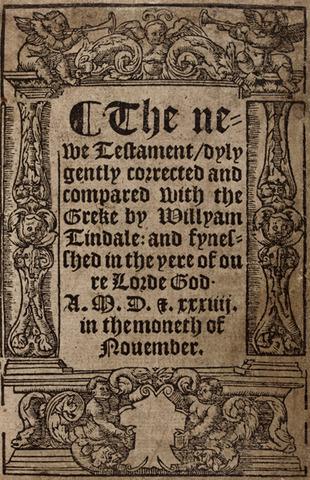 First English Bible