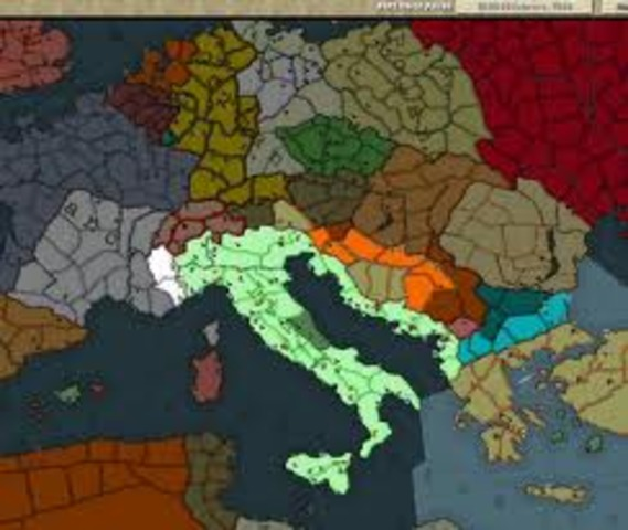 Italia expansión