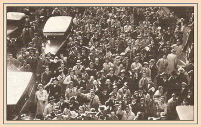 Caíde de la dictadura de Miguel Primo de Rivera