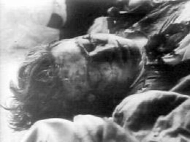 Muerte de Jose Castillo.