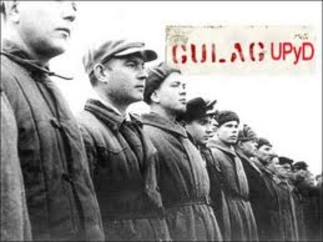 Las Purgas y el Gulag
