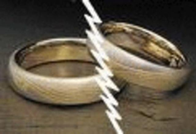 Puesta en vigor de la ley del divorcio