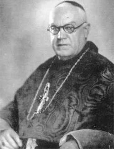Isidro Goma y Tomás es nombrado cardenal-arzobispo de Toledo