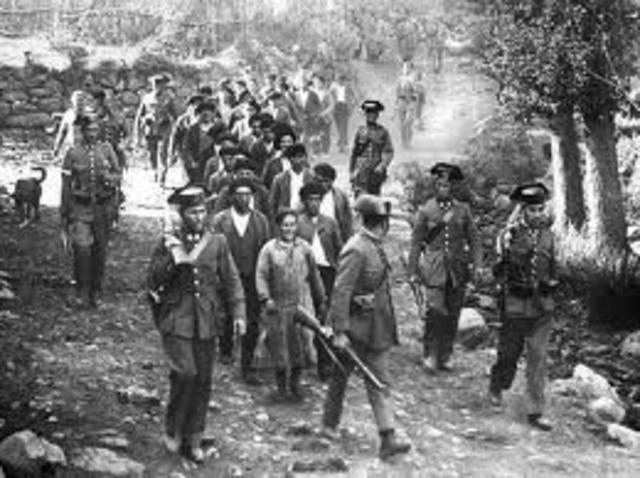 Revolución de 1934 en Cantabria
