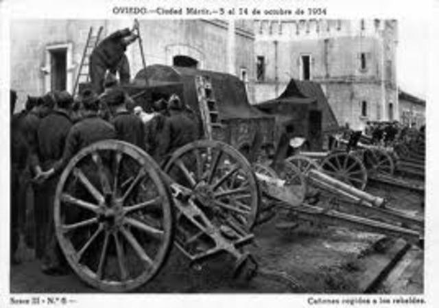 Revolución de Asturias de 1934