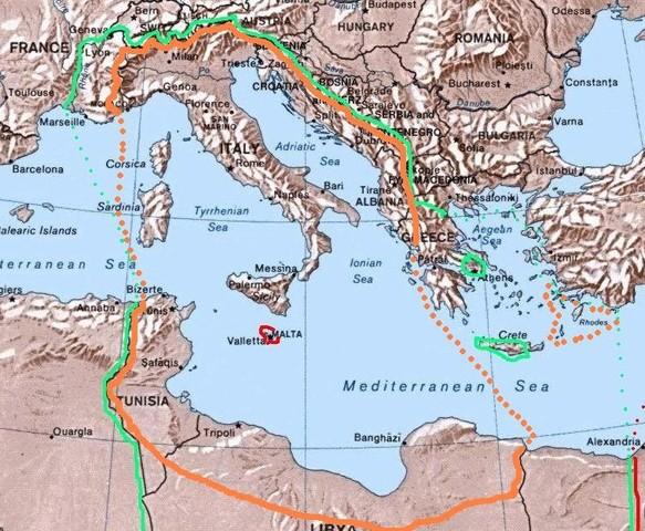 Italia invadió Albania