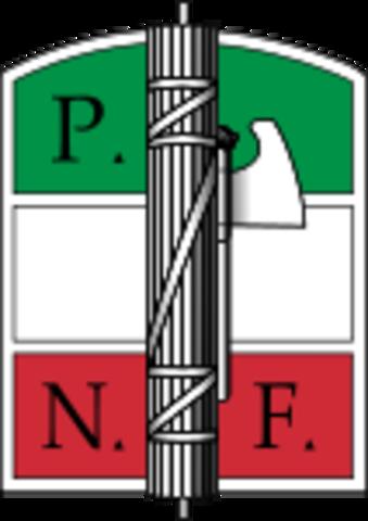 Fundación del Partido Fascista