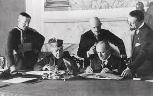 Pactos de Letrán