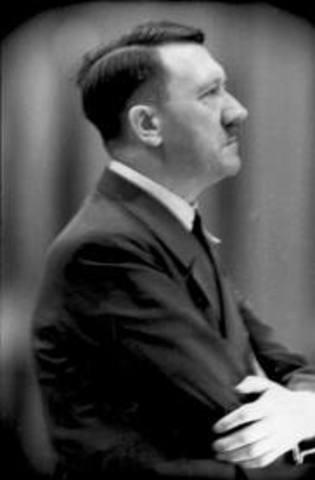 EL partido nazi alcanzó su techo electoral