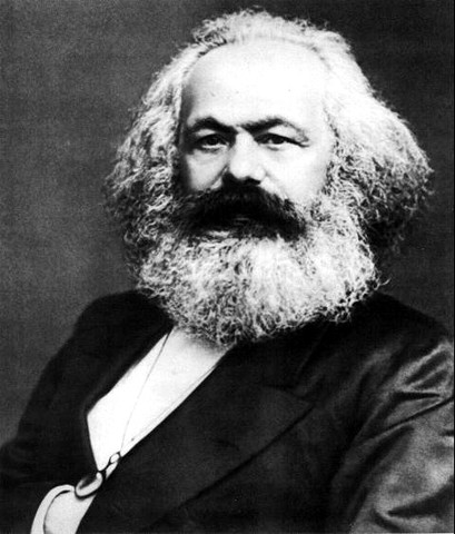 Marx y Engels publica el Manifiesto Comunista
