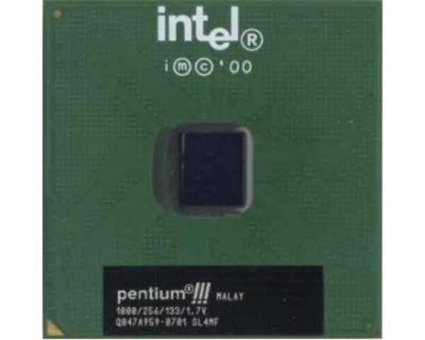 El microprocesador Pentium III