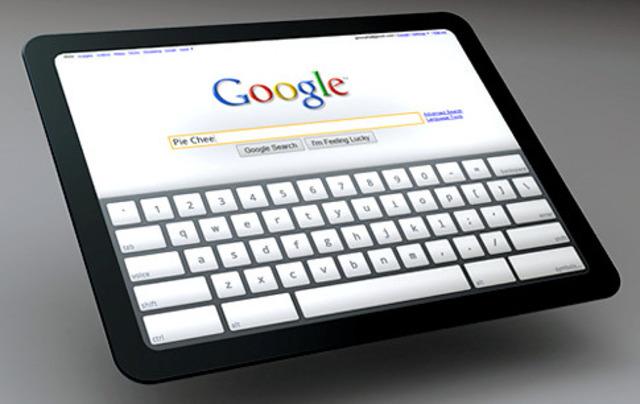 El Tablet de Google