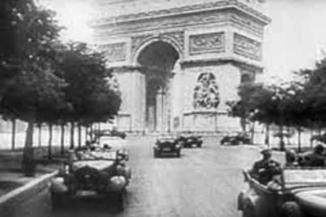 Victoria alemana sobre Francia