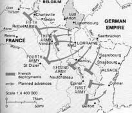 Batalla de Lorena