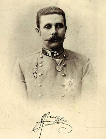 El asesinato del archiduque Francisco Fernando de Austria