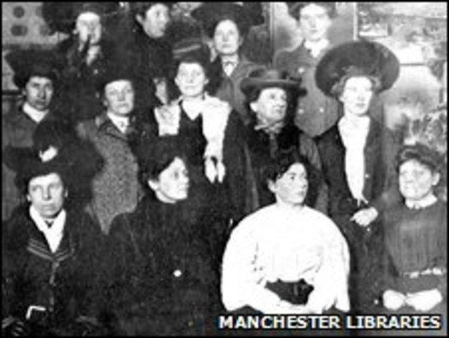 The Speech Of Emmeline & Christabel Pankhurst