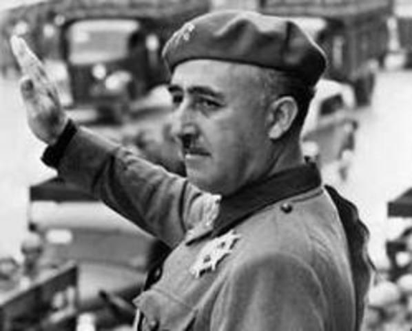 Franco, jefe del mayor Estado del ejército