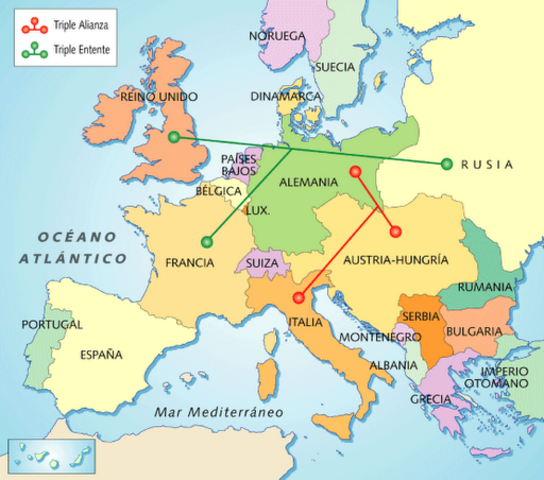 Las crisis marroquíes de 1905 y 1911