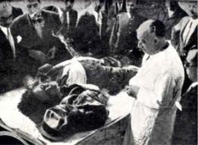 Asesinato de Jose Calvo Sotelo