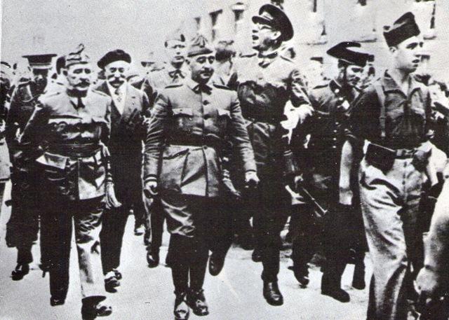 Comienza el golpe de Estado