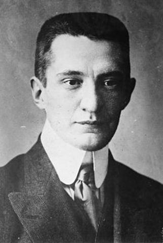 Gobierno provisional presidido por Kerensky